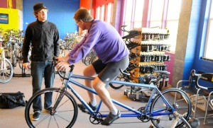 Cycling is so much more than good gear. Learn how a custom bike fit can take you to the next level.
